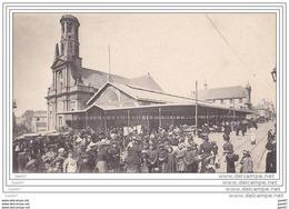 """Cpa Réf Z0.138   ( Du Dép 29 )  à  BREST     """"""""   L' Eglise St- Louis Et Le Halles - Brest"""