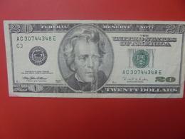 U.S.A 20$ 1996 CIRCULER (B.11) - Billets De La Federal Reserve (1928-...)