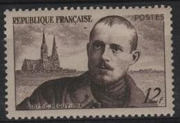 FR 1226 - FRANCE N° 865 Neuf** Charles Péguy - France