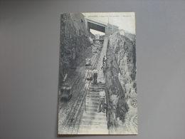 LESSINES - CARRIERE TACQUENIER - ESCALIER 1914 - Lessines