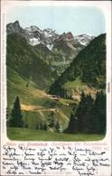 Ansichtskarte Einödsbach-Oberstdorf (Allgäu) Blick Auf Den Ort 1905 - Oberstdorf