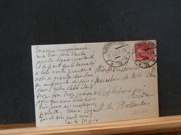 86/562 CP SUISSE  POUR LA HOLLANDE 1935 - 1926-39 Charlotte De Profil à Droite