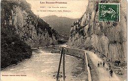 64 - La Vallée D'Aspe - La Gorge D'ESQUIT , Près  Bedous - Other Municipalities