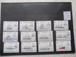 Voilier Antarctique British Antarctic Territory  Serie 476/87 ** Neuf - Autres