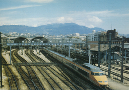 Nice (06) TGV PSE En Gare De Nice - Schienenverkehr - Bahnhof
