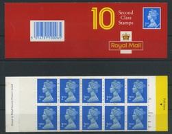 1990 Gran Bretagna, Libretto HC5 Ordinaria, Serie Completa Nuova (**) - Nuovi