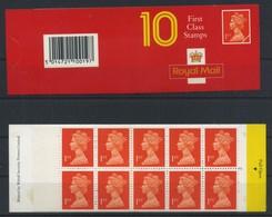 1990 Gran Bretagna, Libretto HD5 Ordinaria, Serie Completa Nuova (**) - Nuovi
