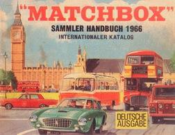 Matchbox 1966 Catalogo Catalogue Germania - DOWNLOAD - Altre Collezioni