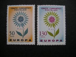 TURKEY Europa 1964 MNH - 1921-... Republic