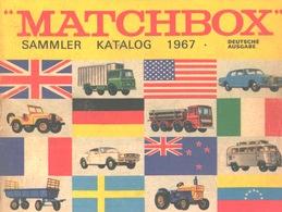 Matchbox 1967 Catalogo Catalogue Germania - DOWNLOAD - Altre Collezioni