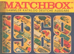 Matchbox 1968 Catalogo Catalogue Germania - DOWNLOAD - Altre Collezioni