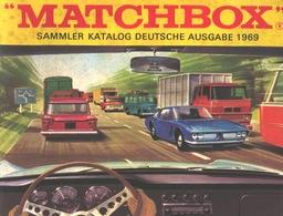 Matchbox 1969 Catalogo Catalogue Germania - DOWNLOAD - Altre Collezioni