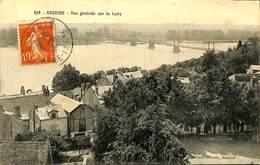 CPA - France - (44) Loire Atlantique - Ancenis - Vue Générale Sur Loire - Ancenis