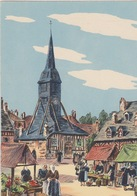BARRE DAYEZ 1422 E ( Scènes Normandes ) ( Scan Recto-verso ) - Cartes Postales