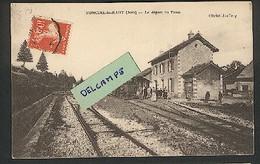 39 - Foncine-le-Haut  Le Départ Du Tram - - Sonstige Gemeinden