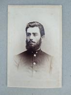 CDV Militaire Autrichien  Identifié - Circa 1870 - Photo Heitel, Vienne / Wien - BE - Guerra, Militari