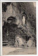 Cpa Herouville La Grotte - Herouville Saint Clair