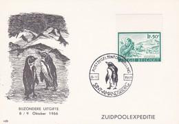 1391 Zuidpoolexpediite Expéditions Antarctiques Sint-Amandsberg Pingouin - Belgique