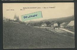 39 - Foncine-le-Haut  Gare Du Tramway - Sonstige Gemeinden