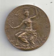 Exposition Universelle 1900 Signée Georges Lemaire Superbe - Professionnels / De Société