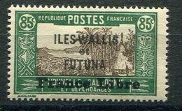 WALLIS ET FUTUNA (POSTE) : Y&T N° 113 TIMBRE NEUF AVEC TRACE DE CHARNIERE , A SAISIR .m 3 - Neufs