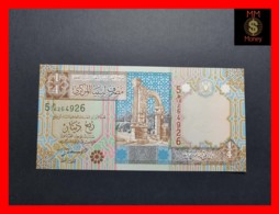 LIBYA ¼  Dinar 2002  P. 62  UNC - Libya