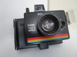3  APPAREILS  PHOTO  POLAROID - Appareils Photo