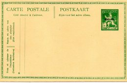 MALMEDY - EP N° 1 Neuf - Stamped Stationery