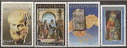 Grecia 1294/1297 ** MNH. 1978 - Ungebraucht