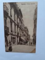 IGLESIAS. Corso Umberto. Viaggiata 1935 - Iglesias