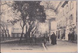 LE LUC (Var) - Place De La République - Le Luc