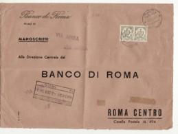 12878 LIBIA TRIPOLI BANCO DI ROMA X ROMA - Libye