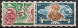 Sénégal - 1972 - N°Yv. 366 à 367 - Alphonse Daudet - Neuf Luxe ** / MNH / Postfrisch - Senegal (1960-...)