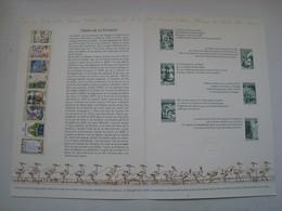 """3 Documents """" Jean De La Fontaine """"........à Voir - 2000-2009"""