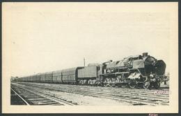 Région Du NORD - Un Train De Houille De 2000 Tonnes - Machine Décapod Série 5-1200 - H. M. P. N° 30 - Voir 2 Scans - Trains