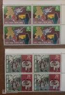 Blocks 04 Of South Vietnam Viet Nam MNH Stamps 1969 : Mau Than Event - Vietnam