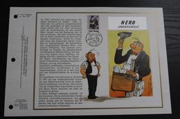 2339 'Nero' - CEF Luxe Kunstblad - Oplage: 525 Ex. - Fumetti