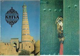 "ASIE - Pochette "" KHIVA"" De 16 Cartes Postales Neuves . - Ouzbékistan"