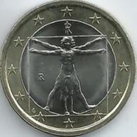 Italie 2020     1 Euro   UNC Uit De BU  UNC Du Coffret  !! - Italie