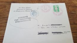 LOT 495224 TIMBRE DE FRANCE OBLITERE GREVE DE CORSE BLOC - Grève