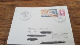 LOT 495258 TIMBRE DE FRANCE OBLITERE FAUX TIMBRE AYANT CIRCULES AU DEPART DE CORSE RARE BLOC - Colecciones Completas