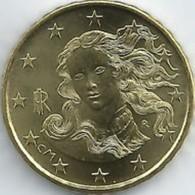 Italie 2020   10 Cent     UNC Uit De BU  UNC Du Coffret  !! - Italie