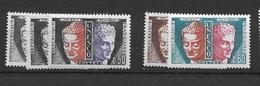 1961 MNH Unesco,  Mi 1-5 Postfris** - Neufs