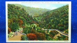 Horseshoe Curve, Rip Van Winkle Trail, Catskill MTS., N. Y. USA - Catskills