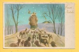 Buon Natale - Piccolo Formato - Non Viaggiata - Noël