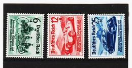 RAD97 DEUTSCHES REICH  1939 MICHL 686/88 ** Postfrisch ZÄHUNG SIEHE ABBILDUNG - Deutschland