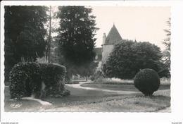 Carte De Vindecy Château D'arcy Ancien Puits ( Format C.P.A ) - Other Municipalities