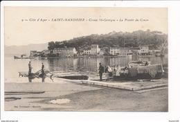 Carte De  Saint Mandrier Sur Mer Creux Saint Georges La Pointe Du Canon - Saint-Mandrier-sur-Mer