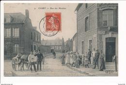 Carte De Clary Rue Des Moulins  ( Environs De Bertry ) - Francia