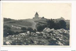 Carte Le Moulin D' Alphonse Daudet ( Photographe George à Arles ) - Arles
